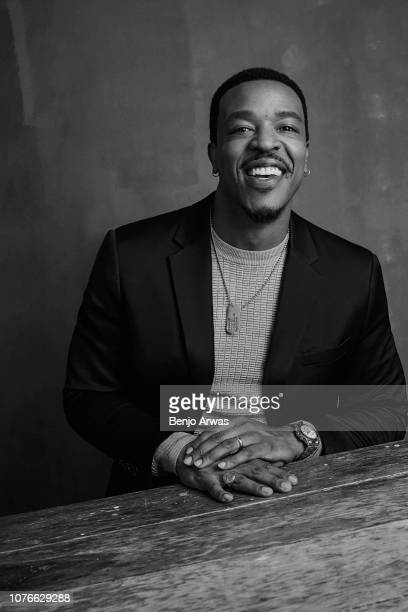 Actor Russell Hornsby is photographed on June 20 2018 in Los Angeles California
