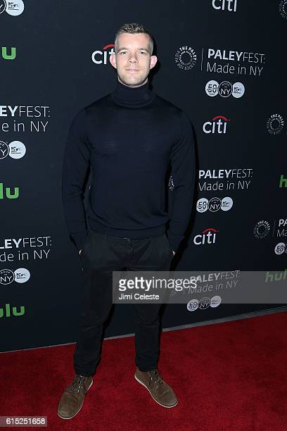 """Actor Russell Tovey attends PaleyFest New York 2016 - """"Quantico"""" at The Paley Center for Media on October 17, 2016 in New York City."""