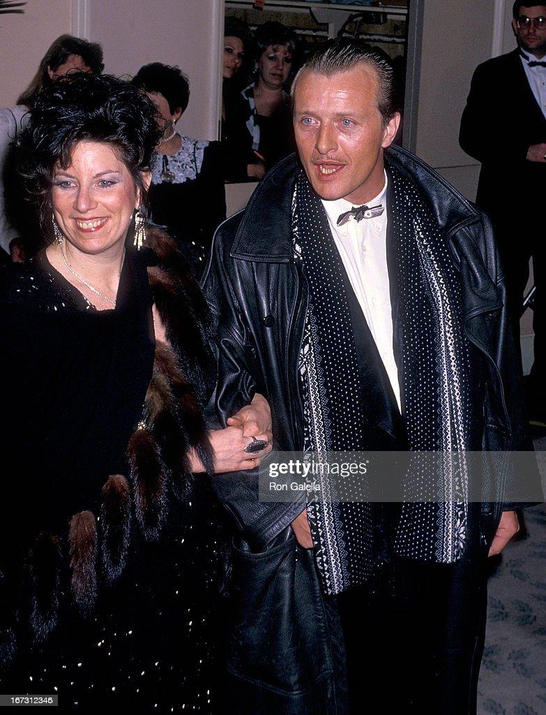 45th Annual Golden Globe Awards : News Photo
