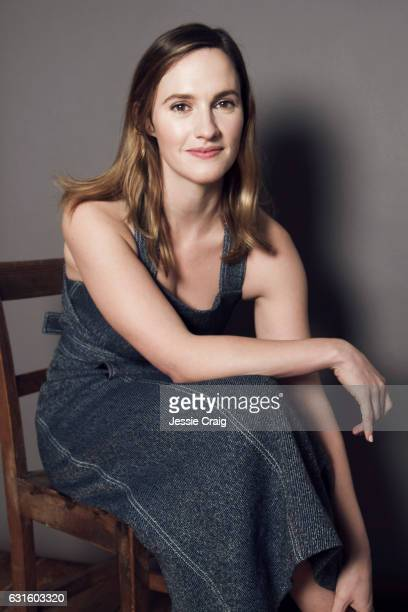 Actor Ruth Bradley is photographed for The Picture Journal on November 15 2016 in London England