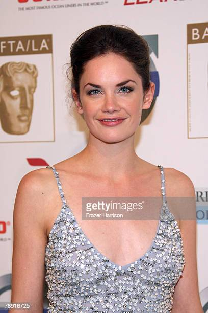 Actor Ruth Wilson attends the BAFTA/LA's 14th Annual Awards Season Tea Party at the Beverly Hills Hotel January 12 2008 in Beverly Hills California