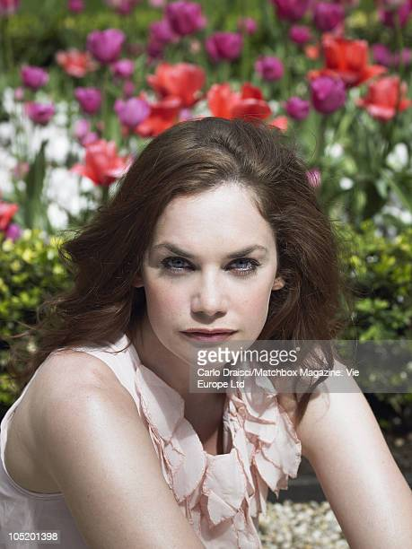 Actor Ruth Wilson poses for a portrait shoot in London on April 24 2010