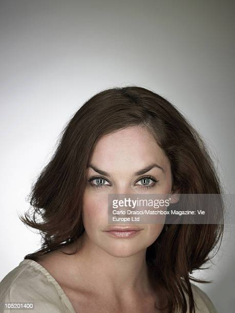 Actor Ruth Wilson poses for a portrait shoot in London on April 24, 2010.