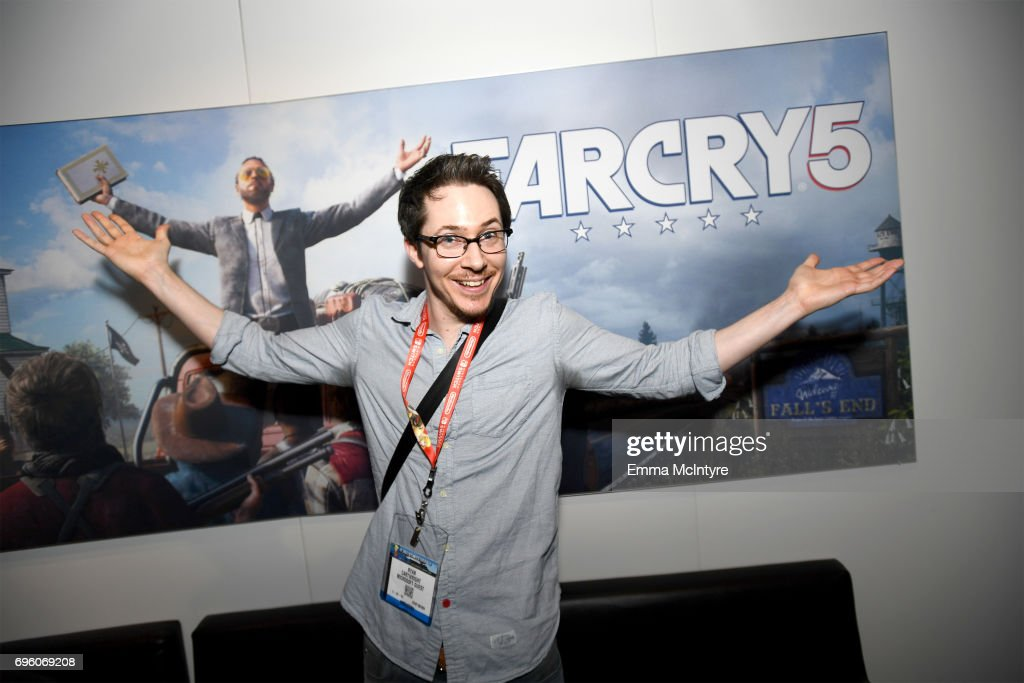 Actor Ryan Cartwright attends E3 2017 at Los Angeles Convention Center on June 14, 2017 in Los Angeles, California.