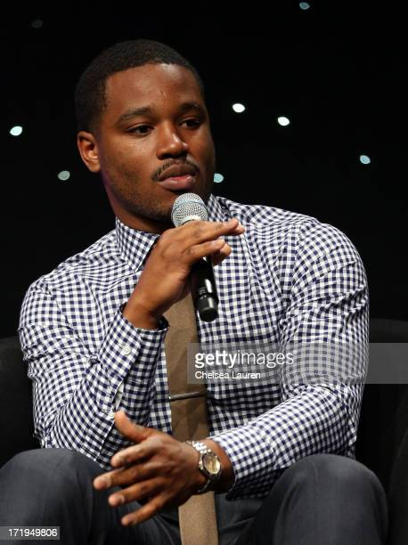 Actor Ryan Coogler attends the BET Revealed Seminars during the 2013 BET Experience at JW Marriott Los Angeles at LA LIVE on June 29 2013 in Los...
