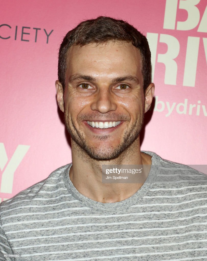 Actor Ryan Cooper attends the screening of 'Baby Driver' hosted by TriStar Pictures with The Cinema Society and Avion at The Metrograph on June 26, 2017 in New York City.