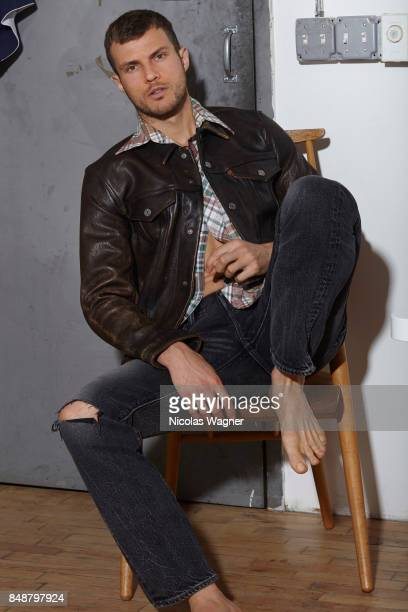 Actor Ryan Cooper is photographed on May 26 2017 in New York City