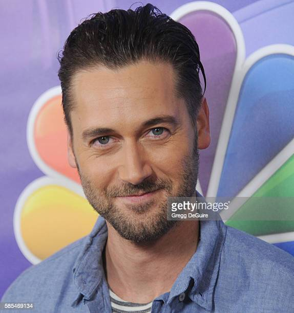Actor Ryan Eggold arrives at the 2016 Summer TCA Tour - NBCUniversal Press Tour Day 1 at The Beverly Hilton Hotel on August 2, 2016 in Beverly Hills,...