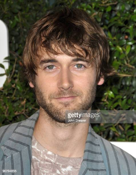 """Actor Ryan Eggold arrives at the Launch of Season 2 of """"90210"""" hosted by NIKE and The CW at The Ricardo Montalban Theatre on September 1, 2009 in..."""