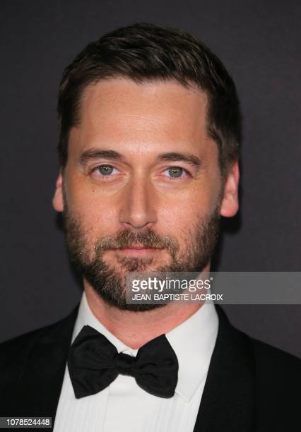 US actor Ryan Eggold arrives for the Warner Bros and In Style 20th annual post Golden Globes party at the Oasis Courtyard of the Beverly Hilton hotel...