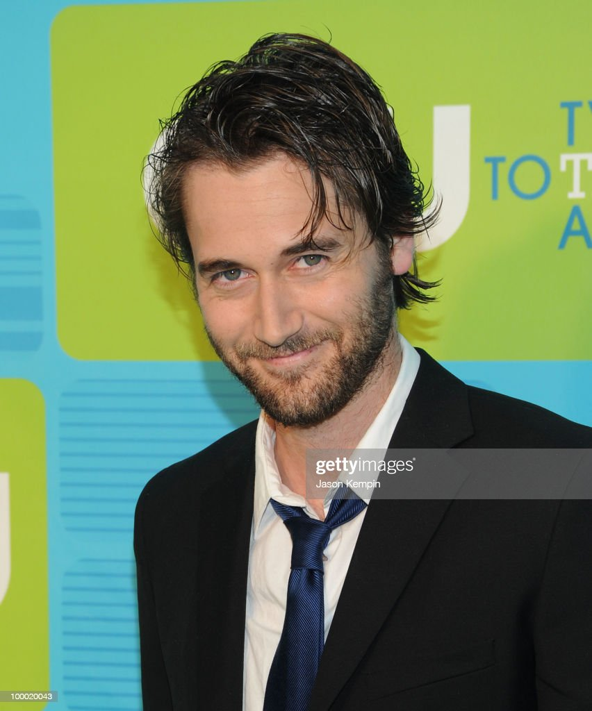 Actor Ryan Eggold attends the 2010 The CW Network UpFront at Madison Square Garden on May 20, 2010 in New York City.