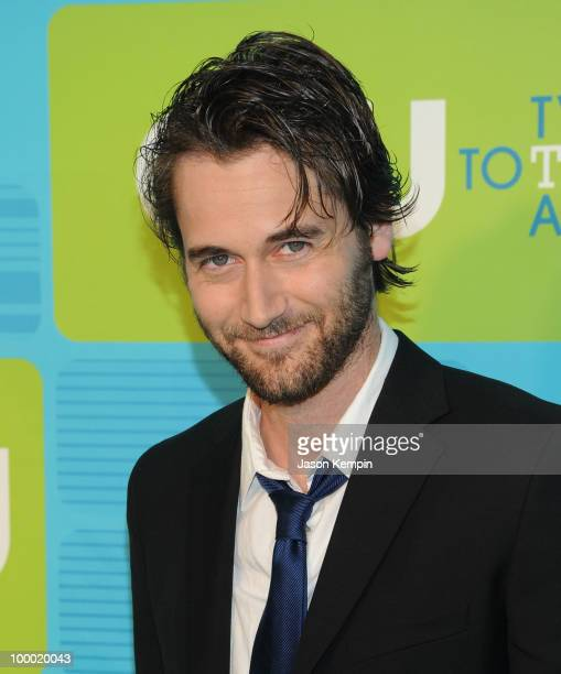 Actor Ryan Eggold attends the 2010 The CW Network UpFront at Madison Square Garden on May 20 2010 in New York City