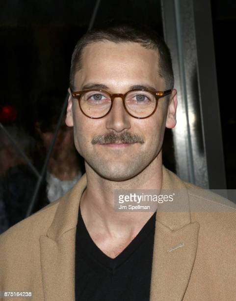 Actor Ryan Eggold attends the after party for the screening of Sony Pictures Classics' 'Call Me By Your Name' hosted by Calvin Klein and The Cinema...