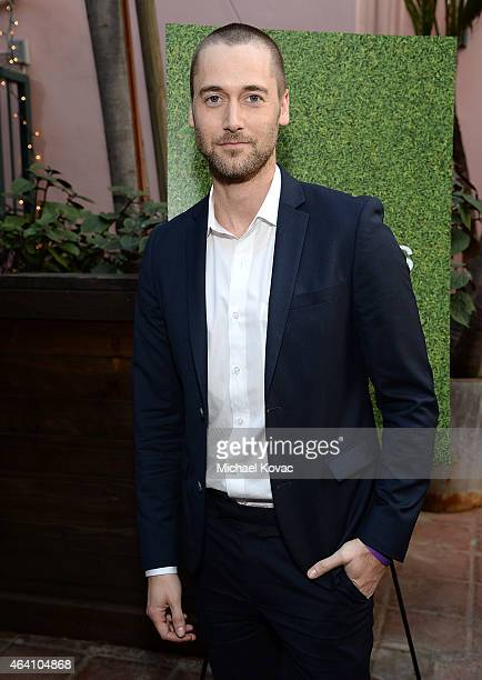 Actor Ryan Eggold attends the AMC Networks and IFC Films Spirit Awards After Party on February 21 2015 in Santa Monica California
