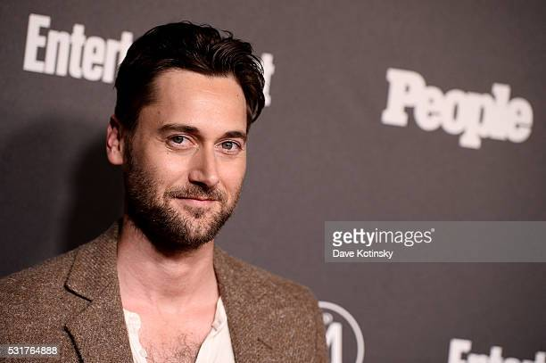 Actor Ryan Eggold attends the Entertainment Weekly People Upfronts party 2016 at Cedar Lake on May 16 2016 in New York City