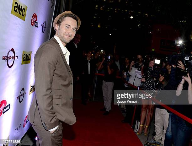 "Actor Ryan Eggold attends the ""Lucky Them"" World Premiere After Party, AMC Storys, Toronto International Film Festival on September 6, 2013 in..."