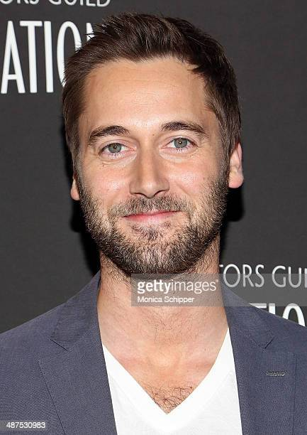 Actor Ryan Eggold attends the opening of the SAG Foundation Actors Center on April 30 2014 in New York City
