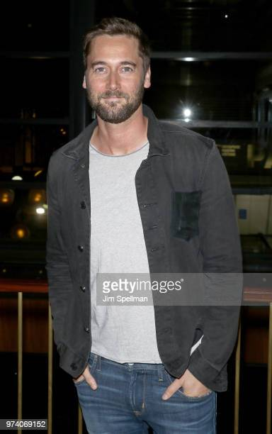 Actor Ryan Eggold attends the screening after party for 'The Year Of Spectacular Men' hosted by MarVista Entertainment and Parkside Pictures with The...