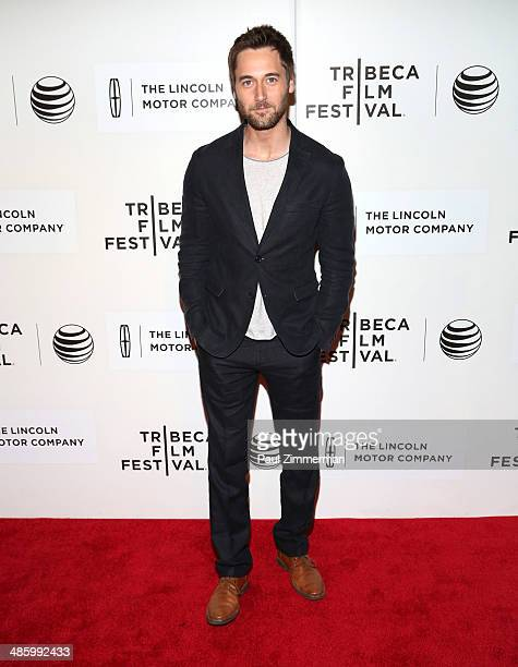 Actor Ryan Eggold attends the screening of 'Lucky Them' during the 2014 Tribeca Film Festival at BMCC Tribeca PAC on April 21 2014 in New York City