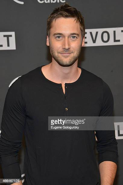 Actor Ryan Eggold attends Time Warner Cable Studios and Revolt Bring the Music Revolution event on February 1 2014 in New York City