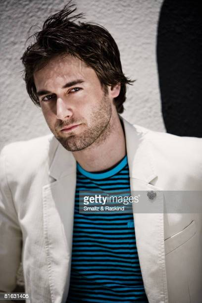 Actor Ryan Eggold is photographed for Spec