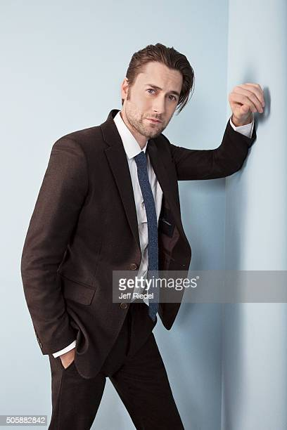 Actor Ryan Eggold is photographed for TV Guide Magazine on January 16, 2015 in Pasadena, California.