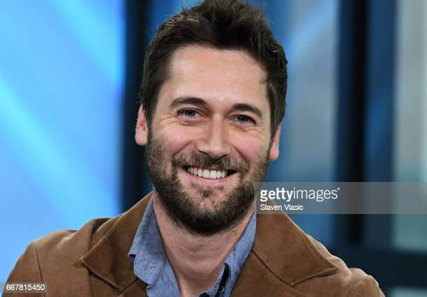 "Actor Ryan Eggold visits Build Series to discuss ""The Blacklist: Redemption"" and ""Literally, Right Before Aaron"" at Build Studio on April 12, 2017 in..."