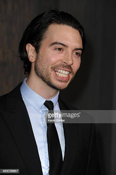 Actor Ryan Gage attends the premiere of Warner Bros' 'The Hobbit The Desolation of Smaug' at TCL Chinese Theatre on December 2 2013 in Hollywood...