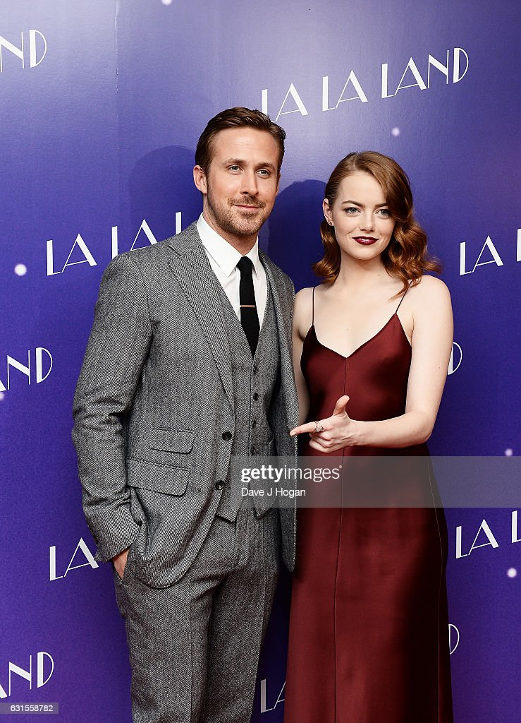 """La La Land"" Gala Screening - VIP Arrivals : News Photo"
