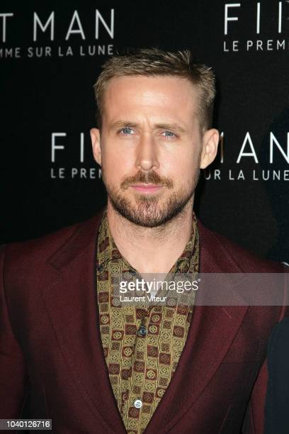 Actress Claire Foy attends 'First Man' Paris Premiere at Cinema UGC Normandie on September 25 2018 in Paris France