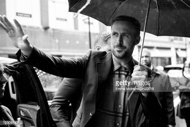 Actor Ryan Gosling attends the 2018 Toronto International Film Festival First Man Premiere at The Elgin on September 10 2018 in Toronto Canada