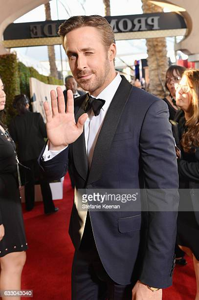Actor Ryan Gosling attends The 23rd Annual Screen Actors Guild Awards at The Shrine Auditorium on January 29 2017 in Los Angeles California 26592_013