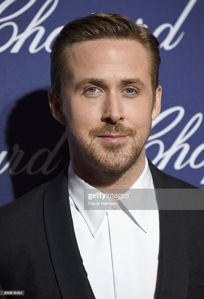 Actor Ryan Gosling attends the 28th Annual Palm Springs International Film Festival Film Awards Gala at the Palm Springs Convention Center on January 2, 2017 in Palm Springs, California.