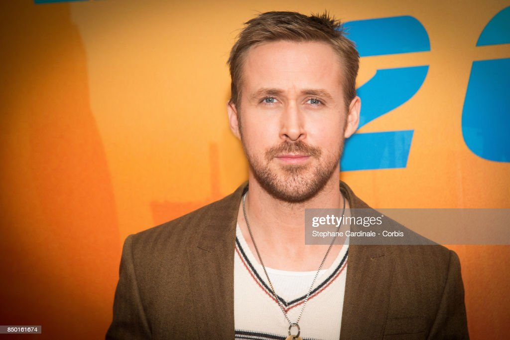 """Blade Runner 2049"" Photocall At Le Bristol In Paris"