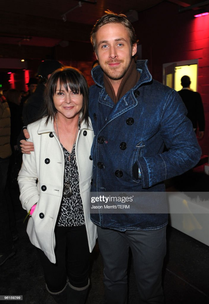 Actor Ryan Gosling Attends The U0027Blue Valentineu0027 Party At The T Mobile  MyTouch
