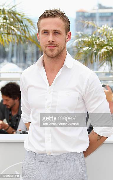 Actor Ryan Gosling attends the 'Blue Valentine' Photo Call held at the Palais des Festivals during the 63rd Annual International Cannes Film Festival...