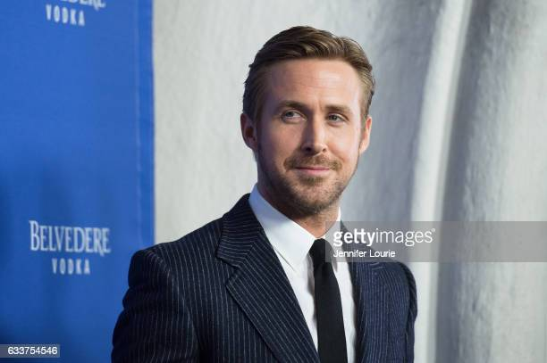 Actor Ryan Gosling attends the Outstanding Performers Tribute honoring Ryan Gosling and Emma Stone during the 32nd Santa Barbara International Film...