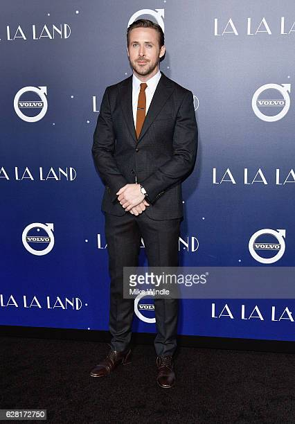 Actor Ryan Gosling attends the premiere of Lionsgate's La La Land at Mann Village Theatre on December 6 2016 in Westwood California
