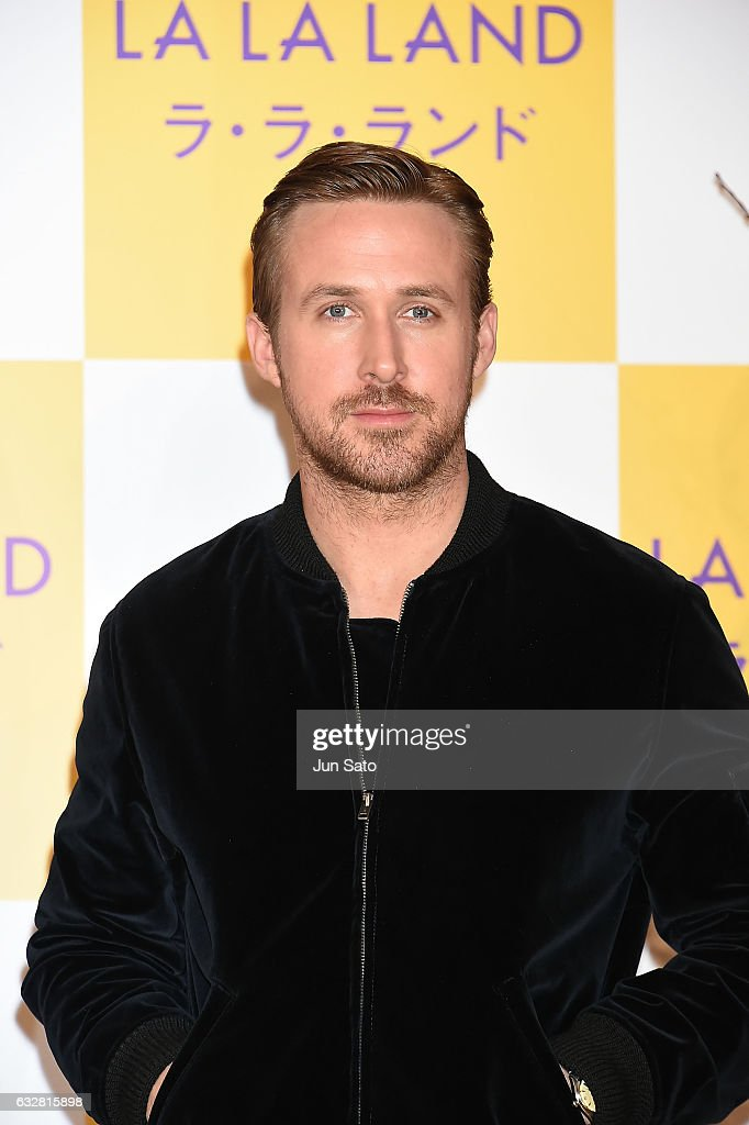 Actor Ryan Gosling attends the press conference for the Japan premiere of 'La La Land' at The Ritz-Carlton on January 27, 2017 in Tokyo, Japan.