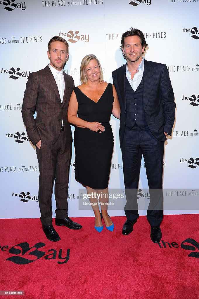"""HBC Hosted Party For Alliance Films' """"The Place Beyond The Pines"""" At TIFF 2012 - 2012 Toronto International Film Festival : News Photo"""