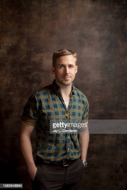 Actor Ryan Gosling is photographed for Los Angeles Times on January 10 2019 in West Hollywood California PUBLISHED IMAGE CREDIT MUST READ Al Seib/Los...
