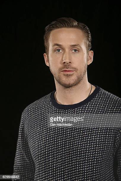 Actor Ryan Gosling is photographed for USA Today on December 6 2016 in Los Angeles California
