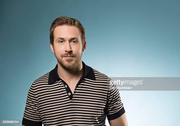 Actor Ryan Gosling is photographed for USA Today on May 7 2016 in Beverly Hills California