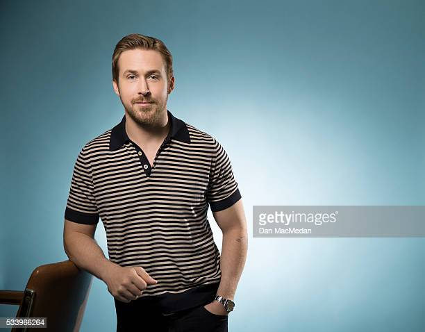 Actor Ryan Gosling is photographed for USA Today on May 7 2016 in Beverly Hills California PUBLISHED IMAGE