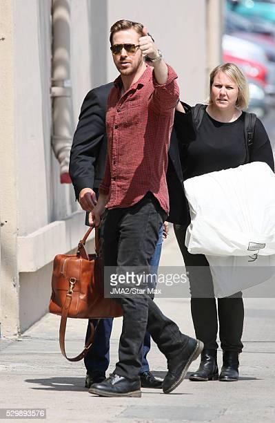 Actor Ryan Gosling is seen on May 9 2016 in Los Angeles CA