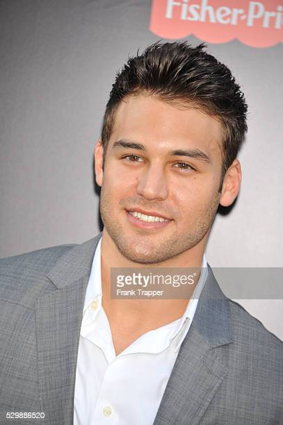 Actor Ryan Guzman arrives at the premiere of What To Expect When Your Expecting premiere held at Grauman's Chinese Theater