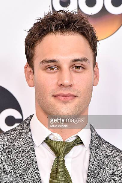 Actor Ryan Guzman attends the Disney ABC Television Group TCA Summer Press Tour on August 4 2016 in Beverly Hills California