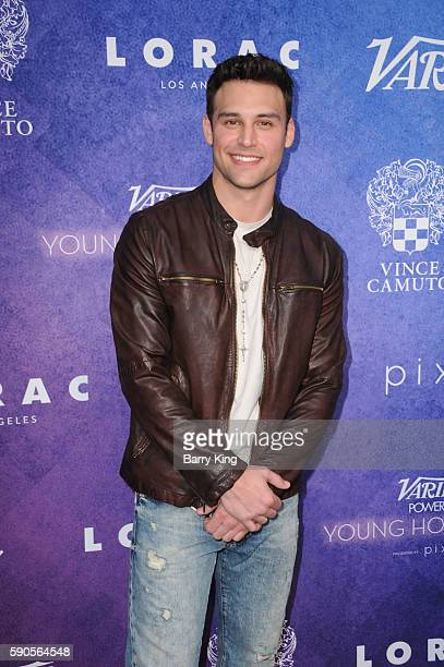 Actor Ryan Guzman attends Variety's Power of Young Hollywood event presented by Pixhug with Platinum Sponsor Vince Camuto at NeueHouse Hollywood on...