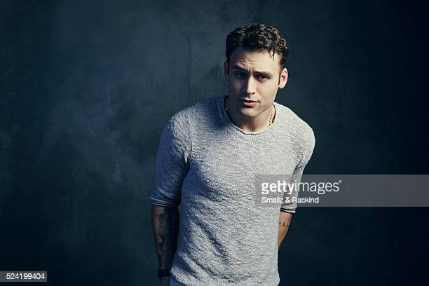 Actor Ryan Guzman poses for a portrait in the Getty Images SXSW Portrait Studio Powered By Samsung on March 13 2016 in Austin Texas