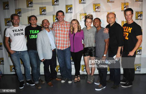 Actor Ryan Hansen actor Chris Lowell actor Francis Capra producer Rob Thomas actress Kristen Bell actress Tina Majorino actor Percy Daggs III actor...